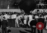 Image of Pushball game Chicago Illinois USA, 1938, second 15 stock footage video 65675043248