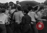Image of Pushball game Chicago Illinois USA, 1938, second 21 stock footage video 65675043248