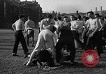 Image of Pushball game Chicago Illinois USA, 1938, second 27 stock footage video 65675043248