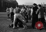 Image of Pushball game Chicago Illinois USA, 1938, second 28 stock footage video 65675043248