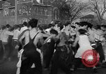 Image of Pushball game Chicago Illinois USA, 1938, second 29 stock footage video 65675043248