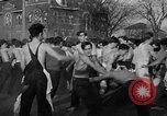 Image of Pushball game Chicago Illinois USA, 1938, second 30 stock footage video 65675043248