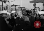 Image of Nikita S Khrushchev Delhi India, 1953, second 21 stock footage video 65675043251