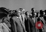 Image of Nikita S Khrushchev Delhi India, 1953, second 30 stock footage video 65675043251