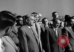 Image of Nikita S Khrushchev Delhi India, 1953, second 31 stock footage video 65675043251