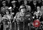Image of General George S Patton Boston Massachusetts USA, 1945, second 3 stock footage video 65675043252