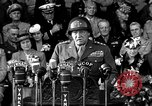 Image of General George S Patton Boston Massachusetts USA, 1945, second 4 stock footage video 65675043252