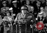 Image of General George S Patton Boston Massachusetts USA, 1945, second 5 stock footage video 65675043252