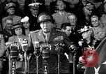 Image of General George S Patton Boston Massachusetts USA, 1945, second 10 stock footage video 65675043252