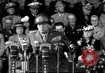 Image of General George S Patton Boston Massachusetts USA, 1945, second 17 stock footage video 65675043252