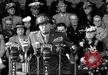 Image of General George S Patton Boston Massachusetts USA, 1945, second 18 stock footage video 65675043252