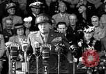 Image of General George S Patton Boston Massachusetts USA, 1945, second 26 stock footage video 65675043252