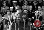 Image of General George S Patton Boston Massachusetts USA, 1945, second 28 stock footage video 65675043252