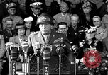Image of General George S Patton Boston Massachusetts USA, 1945, second 30 stock footage video 65675043252