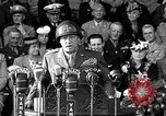 Image of General George S Patton Boston Massachusetts USA, 1945, second 33 stock footage video 65675043252