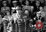 Image of General George S Patton Boston Massachusetts USA, 1945, second 37 stock footage video 65675043252