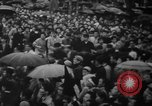 Image of Unrest in Tokyo over the Treaty of San Francisco Tokyo Japan, 1952, second 14 stock footage video 65675043254