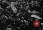 Image of Unrest in Tokyo over the Treaty of San Francisco Tokyo Japan, 1952, second 18 stock footage video 65675043254