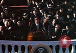 Image of President John F Kennedy Washington DC USA, 1961, second 18 stock footage video 65675043257