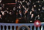 Image of President John F Kennedy Washington DC USA, 1961, second 19 stock footage video 65675043257