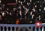 Image of President John F Kennedy Washington DC USA, 1961, second 30 stock footage video 65675043257
