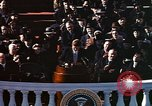 Image of President John F Kennedy Washington DC USA, 1961, second 34 stock footage video 65675043257