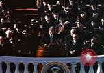 Image of President John F Kennedy Washington DC USA, 1961, second 36 stock footage video 65675043257