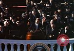 Image of President John F Kennedy Washington DC USA, 1961, second 38 stock footage video 65675043257