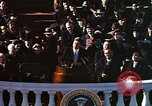Image of President John F Kennedy Washington DC USA, 1961, second 40 stock footage video 65675043257