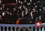 Image of President John F Kennedy Washington DC USA, 1961, second 46 stock footage video 65675043257