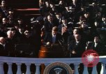 Image of President John F Kennedy Washington DC USA, 1961, second 47 stock footage video 65675043257