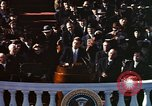 Image of President John F Kennedy Washington DC USA, 1961, second 59 stock footage video 65675043257