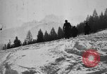 Image of Italian Black Shirt Guards Italy, 1929, second 31 stock footage video 65675043260
