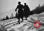 Image of Italian Black Shirt Guards Italy, 1929, second 37 stock footage video 65675043260