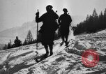 Image of Italian Black Shirt Guards Italy, 1929, second 46 stock footage video 65675043260