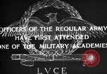 Image of Italian cadets Modena Italy, 1929, second 1 stock footage video 65675043261