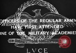 Image of Italian cadets Modena Italy, 1929, second 5 stock footage video 65675043261