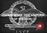 Image of Italian cadets Modena Italy, 1929, second 47 stock footage video 65675043261