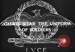 Image of Italian cadets Modena Italy, 1929, second 52 stock footage video 65675043261