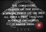 Image of The Corazzieri Italy, 1929, second 1 stock footage video 65675043284
