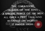 Image of The Corazzieri Italy, 1929, second 6 stock footage video 65675043284