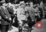Image of Premier Benito Mussolini Italy, 1929, second 34 stock footage video 65675043286
