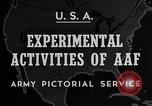 Image of United States Army Air Force target practice Italy, 1945, second 1 stock footage video 65675043288