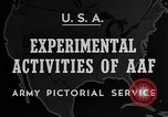 Image of United States Army Air Force target practice Italy, 1945, second 3 stock footage video 65675043288