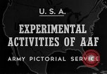 Image of United States Army Air Force target practice Italy, 1945, second 8 stock footage video 65675043288