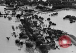 Image of flooded city Binghamton New York USA, 1935, second 4 stock footage video 65675043313