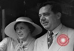 Image of man and woman Baton Rouge Louisiana USA, 1935, second 4 stock footage video 65675043316