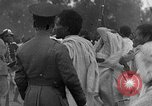 Image of Emperor Haile Selassie Addis Ababa Ethiopia, 1935, second 16 stock footage video 65675043326