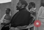 Image of Emperor Haile Selassie Addis Ababa Ethiopia, 1935, second 26 stock footage video 65675043326
