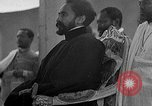 Image of Emperor Haile Selassie Addis Ababa Ethiopia, 1935, second 27 stock footage video 65675043326